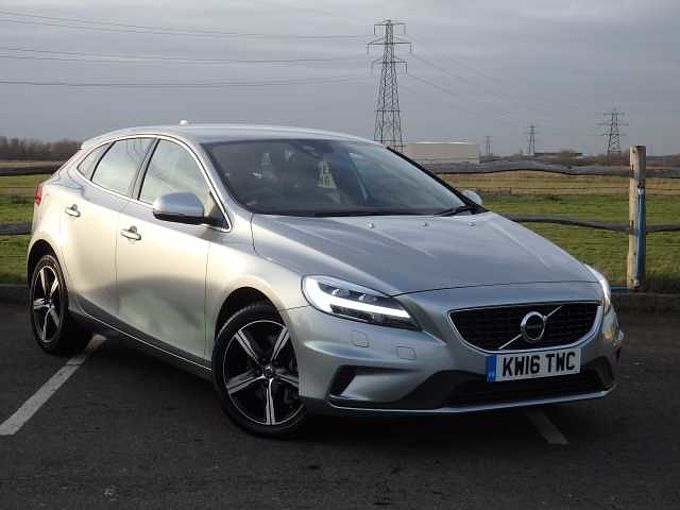 Volvo V40 D2 R-Design Auto (0% Finance Available) Winter Pack with LED Headlights
