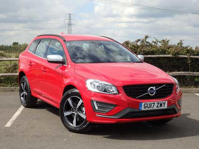 Volvo XC60 D4 R-Design Nav with Winter Pack and Front Park Assist