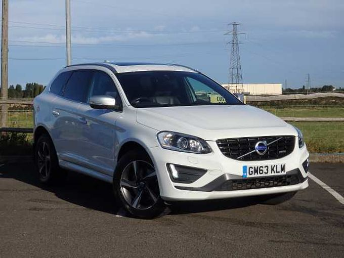 Volvo XC60 D4 R Design LUX Nav AWD with Panoramic Sunroof