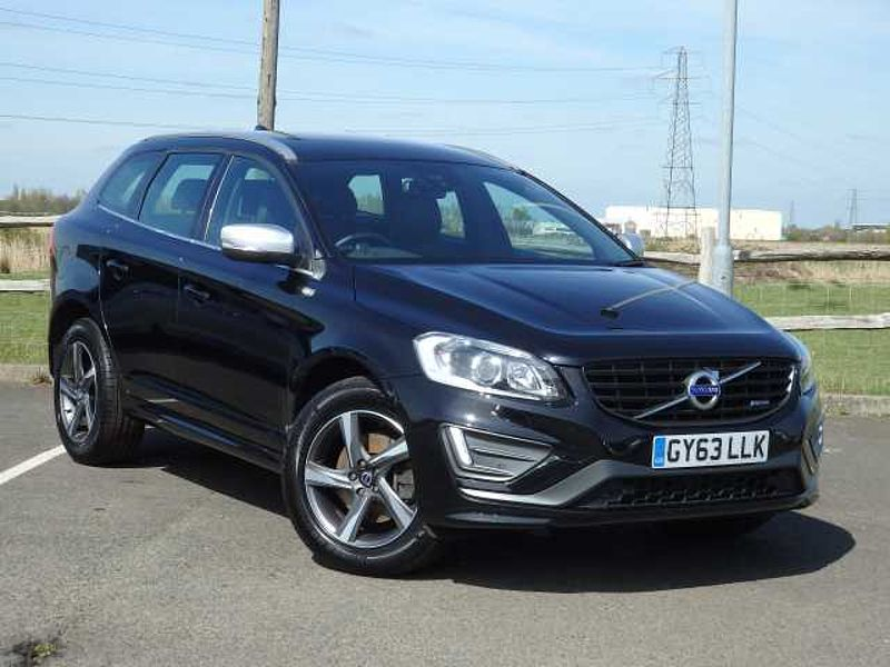 Volvo XC60 R-Design Lux with Family Pack & Winter Pack with ABL