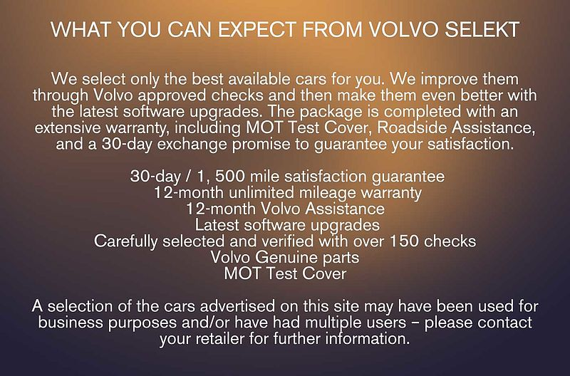 Volvo V40 T2 Momentum. 1 Owner From New